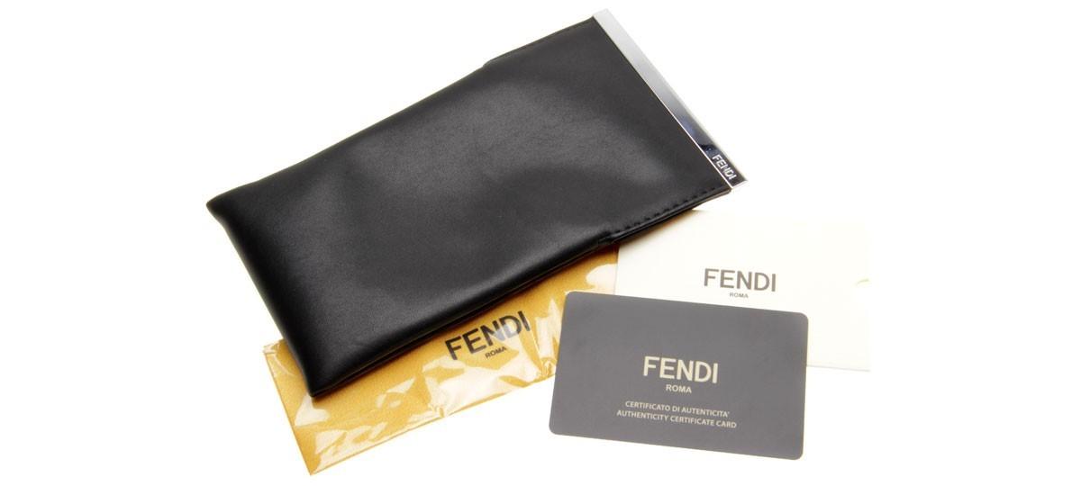 Fendi - Lei FF0190/S 000A9 - Dourado - 57/19 140
