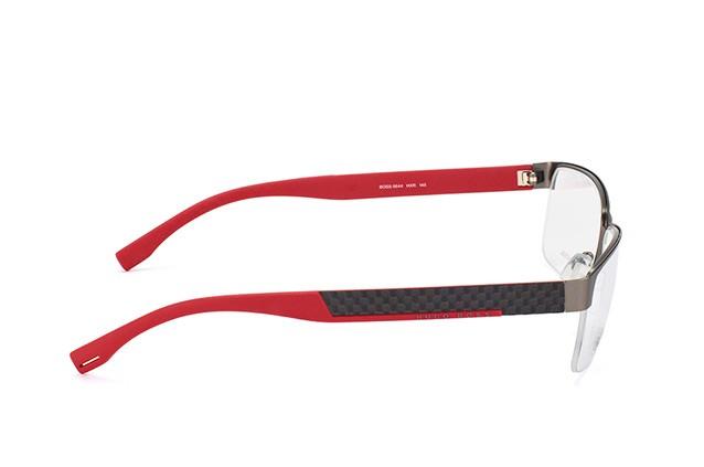 Hugo Boss 0644 Prata / Vermelho HXR 58 - 18 145