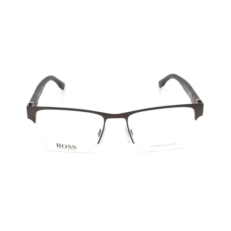 Hugo Boss 0770 Marrom QMS 55 - 18 140