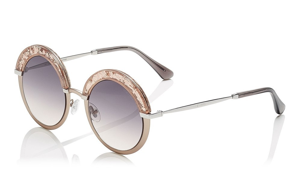 JIMMY CHOO GOTHA/S - Rose/Gliter - 68IC9 50-22 145