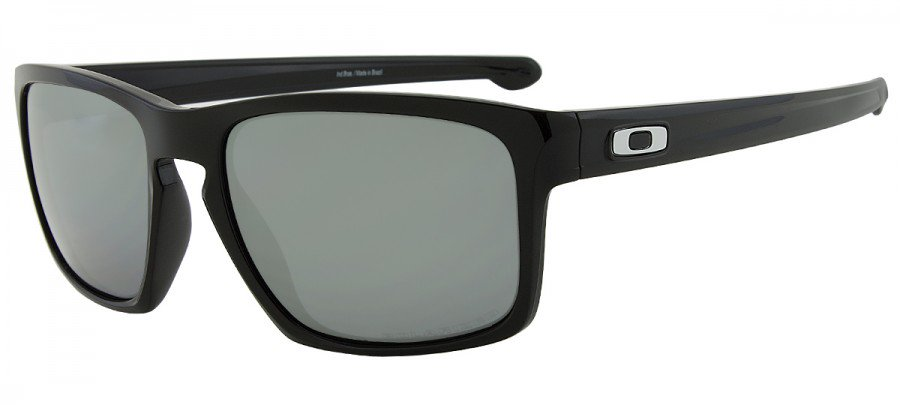 OAKLEY Sliver 9262L-09 57/18 - Matte Black/Black Iridium Polarized