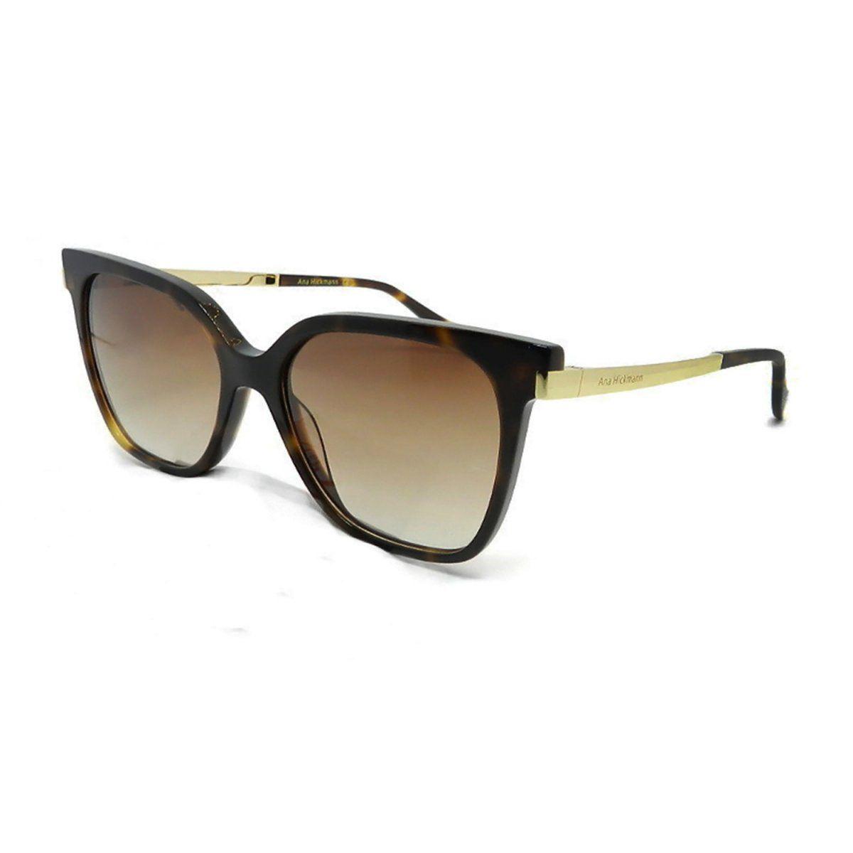 Óculos de Sol Ana Hickmann AH9277  G21 54 - 17 145 2N