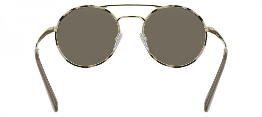 PRADA SPR51S - UAO-1C0 -  Espelhado - Dourado/Tartartuga  - 54/22 135 3N
