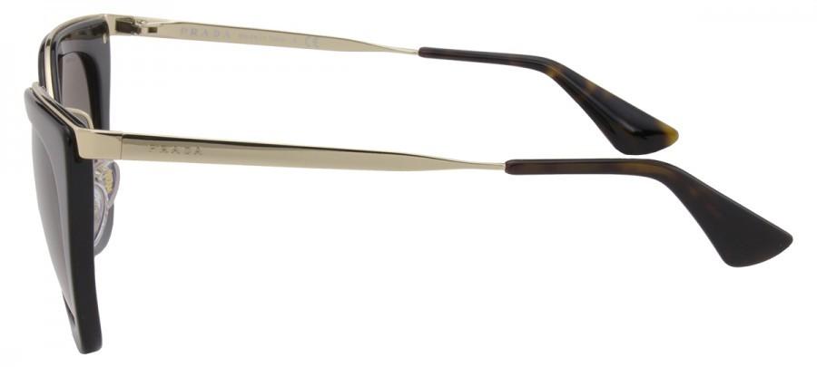 PRADA SPR53S - Tartaruga/Dourado - 2AU-3D0 - 52/21 140 2N