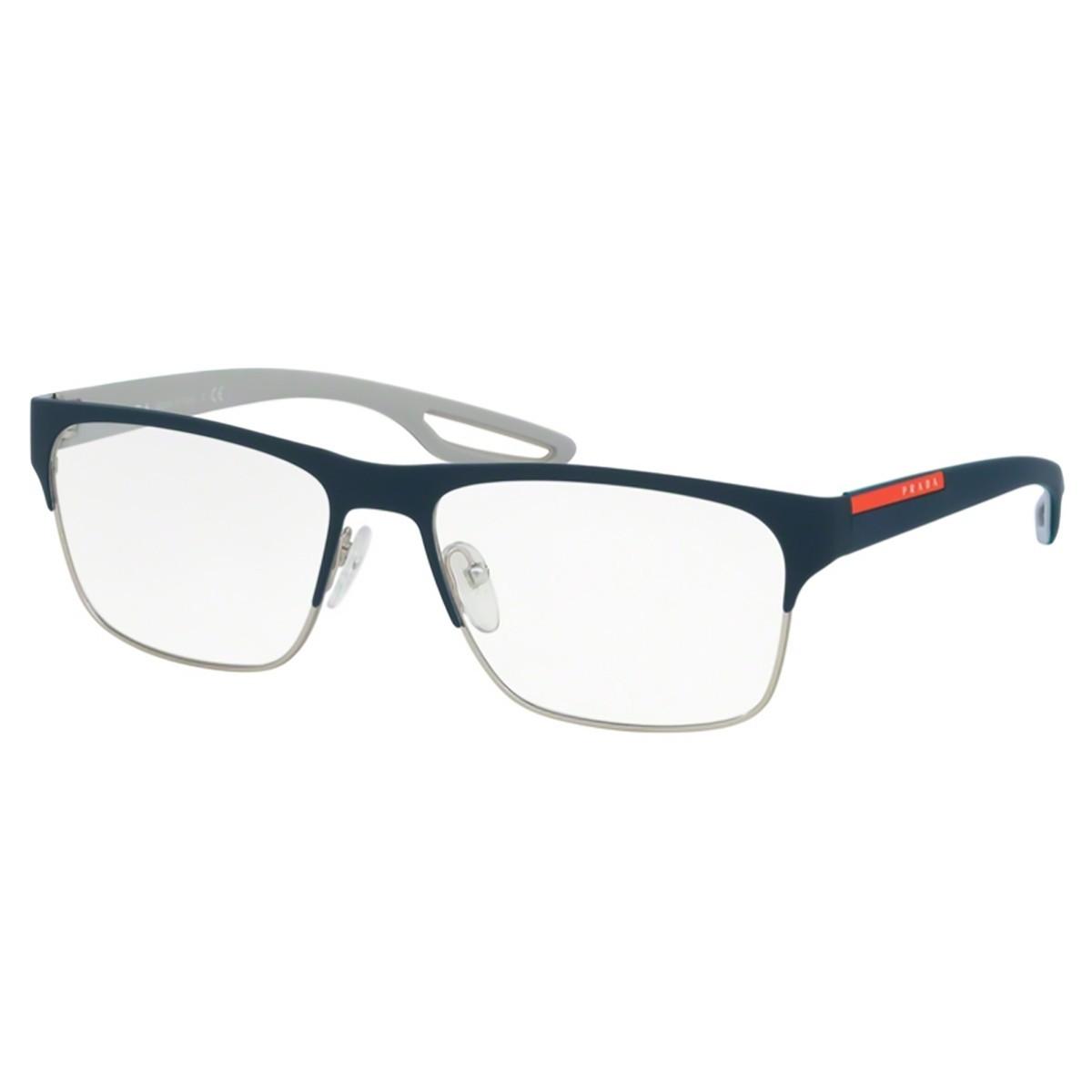 PRADA VPS52G - Azul/Prata - UR5-1O1 57-17 140