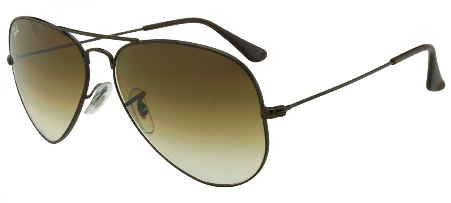 RAY-BAN Aviator Large Metal RB3025 - Marrom - 014-51 58/14 2N