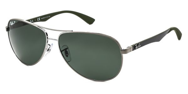 RAY-BAN  Carbon RB8313 - 004/N5 61-13  140 3P