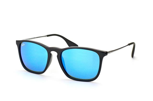 RAY-BAN Chris RB4187 - Azul/Espelhado - Preto - 601/55 54/18 3N
