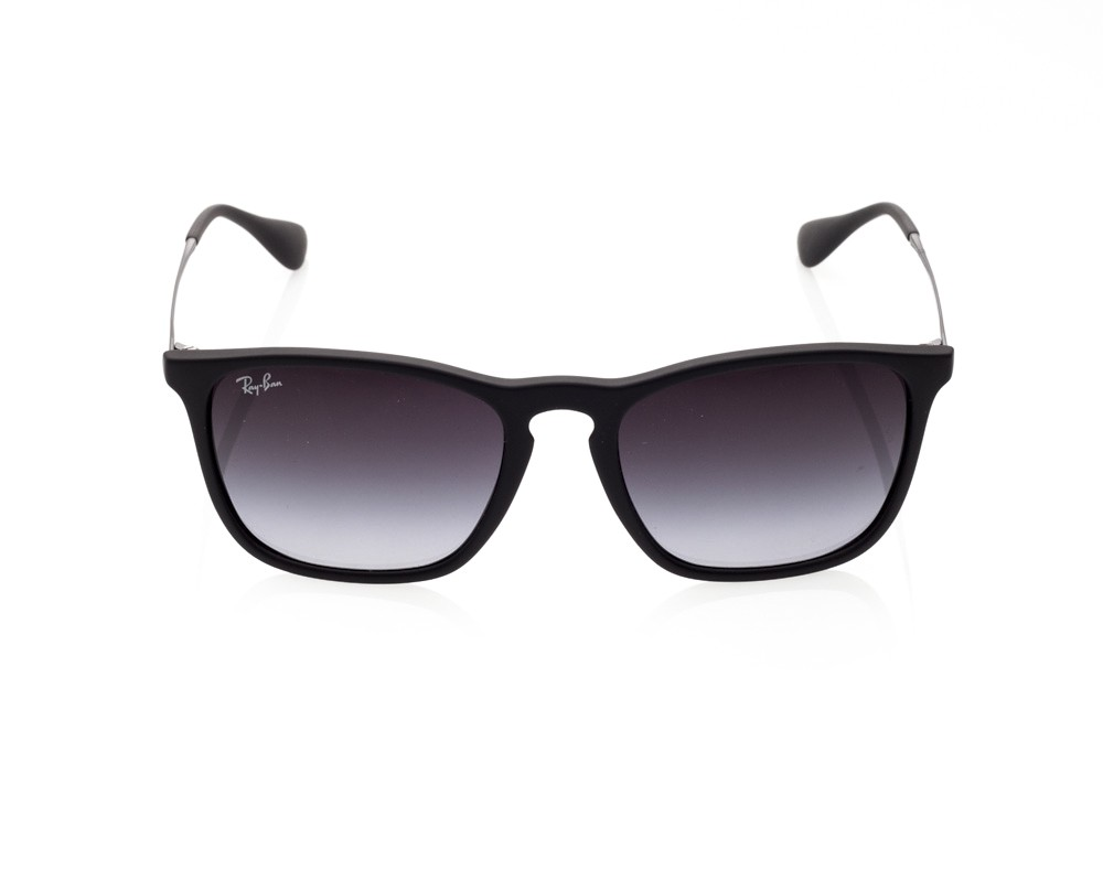 RAY-BAN Chris RB4187L - Preto/Fosco - 622/8G 54/18 3N