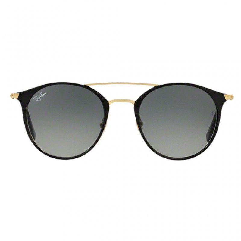 Ray Ban Double Bridge RB3546 187/71 52-20 145 3N