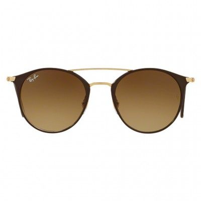 Ray Ban Double Bridge RB3546 9009/85 52-20 145 3N