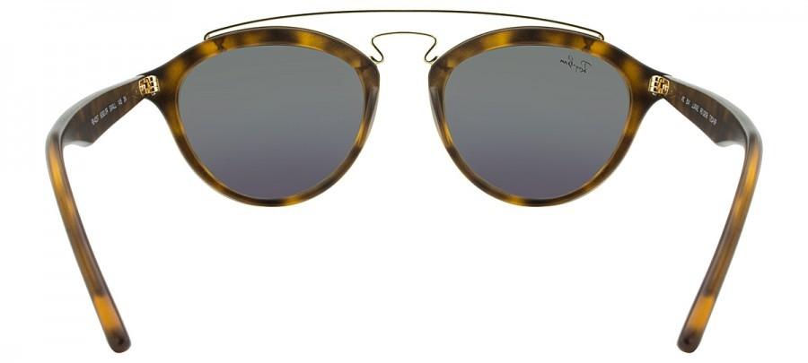 RAY-BAN Gatsby  RB4257 - Tartaruga Fosco - Verde/Espelhado - 6092/3R 53/19 Large 150 3N
