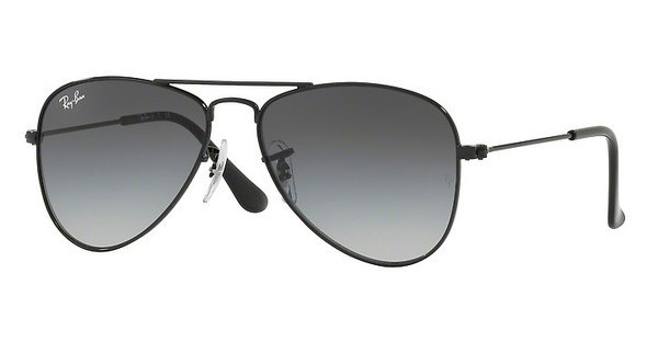 RAY-BAN JUNIOR RJ9506S - Preto -  220/11 50-13 120 3N