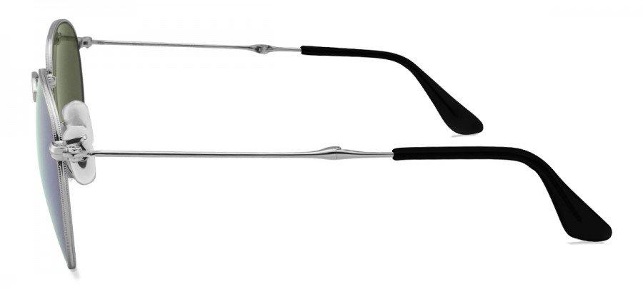 RAY-BAN RB3532 Dobrável/Espelhado - Prata - 003-30 50/20 140 3N
