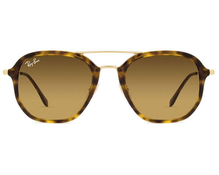 RAY-BAN  RB4273 - Marron / Dourado - 710/85  52-21 145 3N
