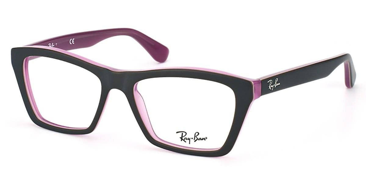 RAY-BAN RB5316 - Marrom/Roxo - 5386 53-16 140