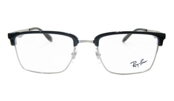 RAY-BAN RB6397 - Preto/Prata - Titanium - 2932 54-19 145