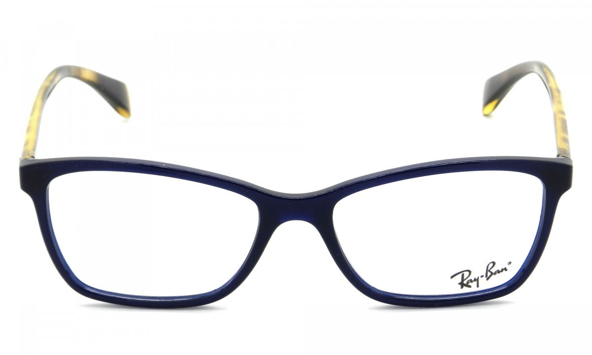 RAY-BAN RB7108L - Azul/Tartaruga - 5696 53-16 140