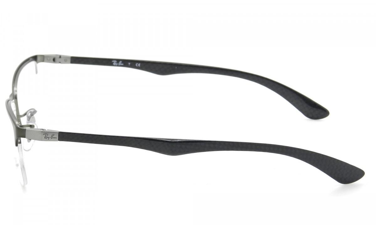 RAY-BAN RB8413 - Grafite/Fibra de Carbono - 2620 54-18 145