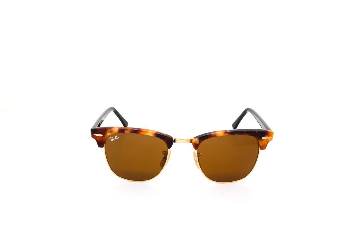0a4159717 Óculos de Sol. FOTOS. RAY-BAN RB 3016 Clubmaster 1160 49/21 3N