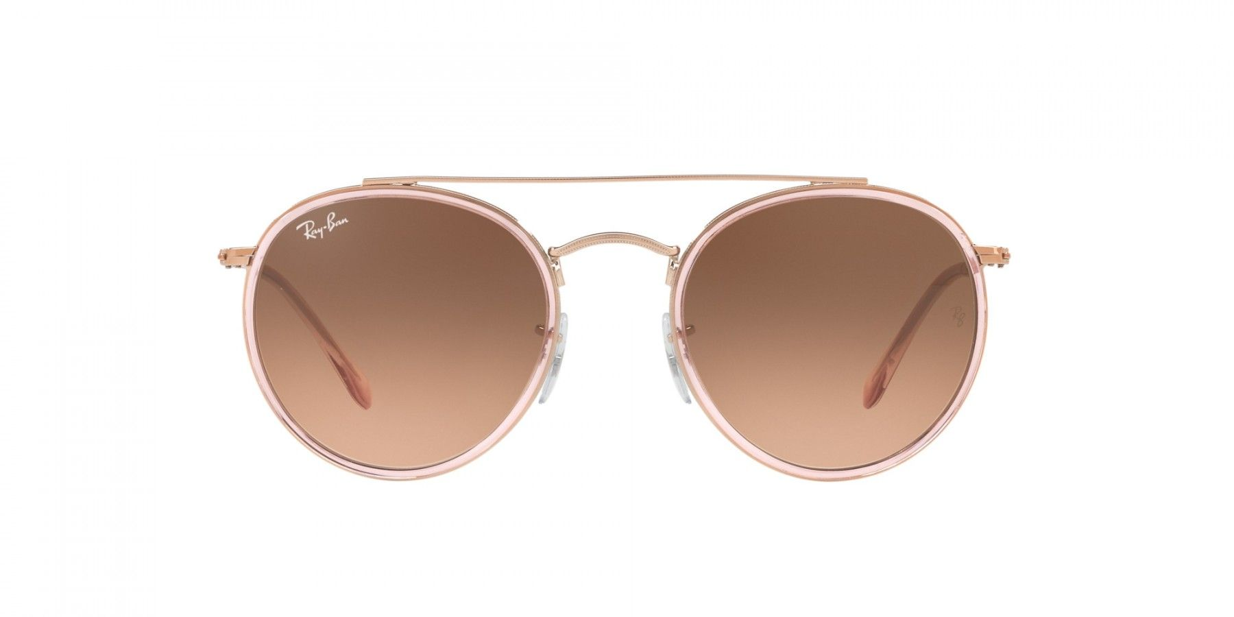 Ray Ban - Round Double Bridge RB3647-N  9069/A5 51-22 145 3N