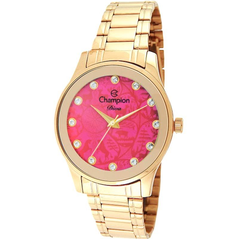Relógio Champion Diva CN27410L
