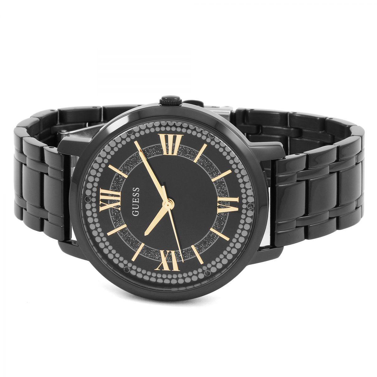 Relógio Guess Feminino  Preto - 92635LPGDPA5