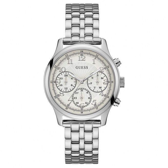 Relógio Guess Prata 92671L0GSNA1
