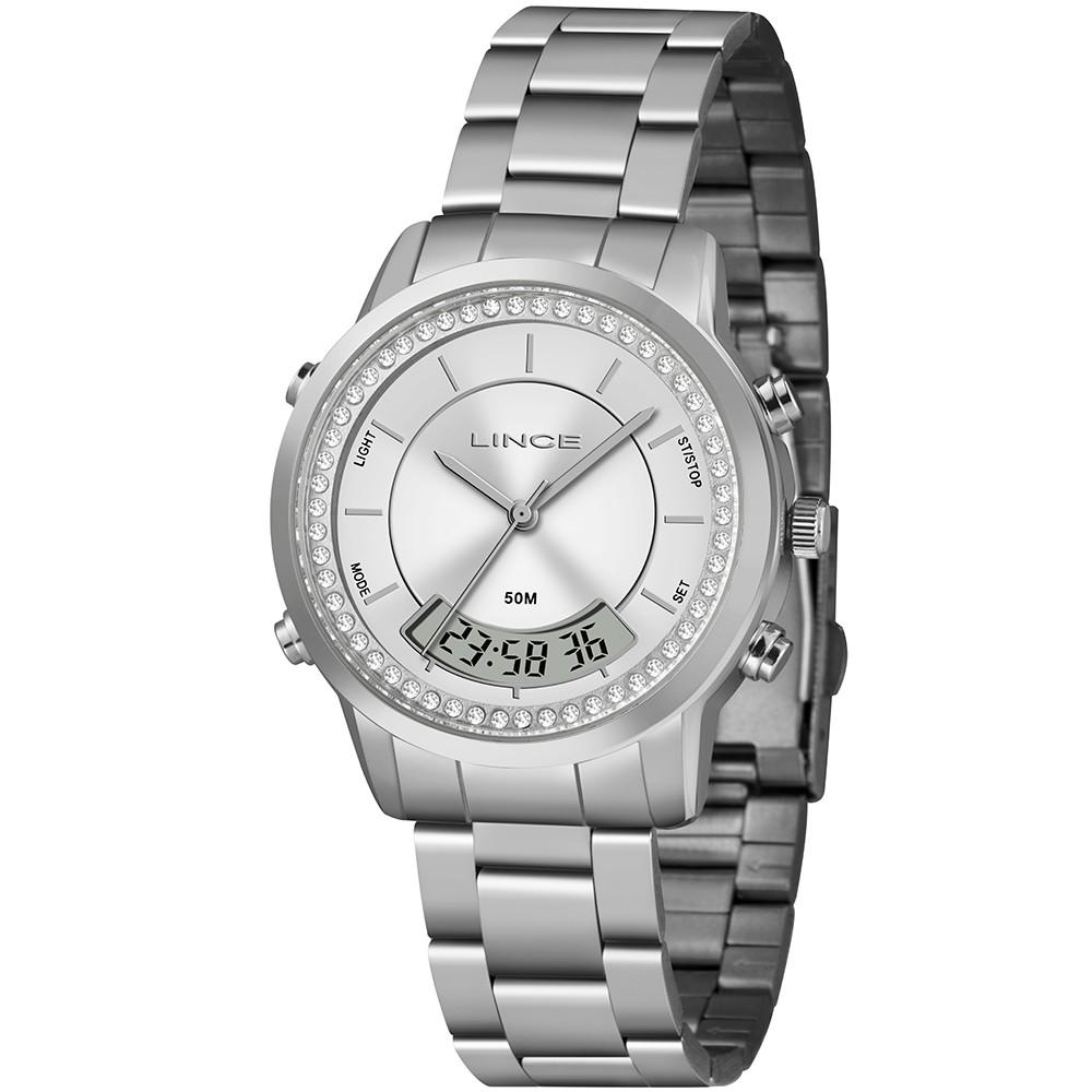 Relógio Lince Feminino Anadigi LAM4640L - S1SX