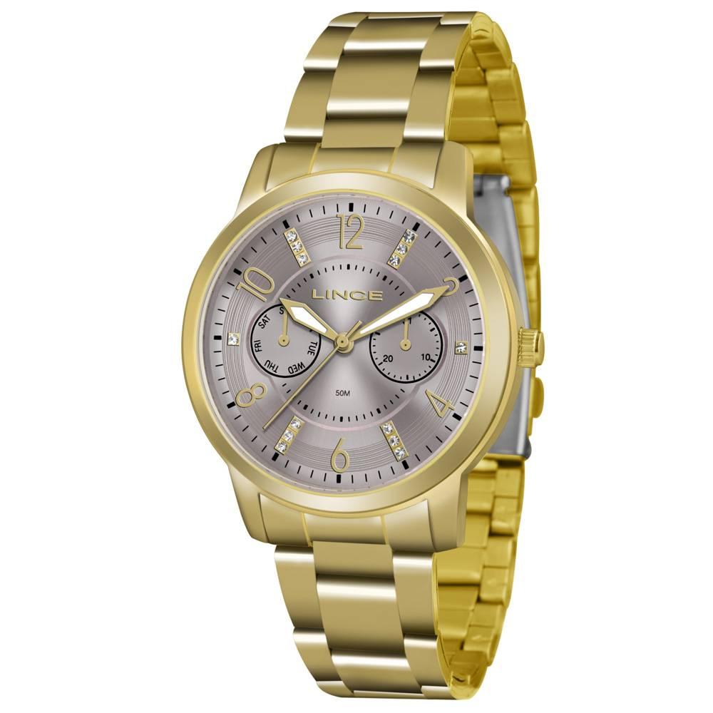 Relógio Lince Feminino LMGJ070L - N2KX