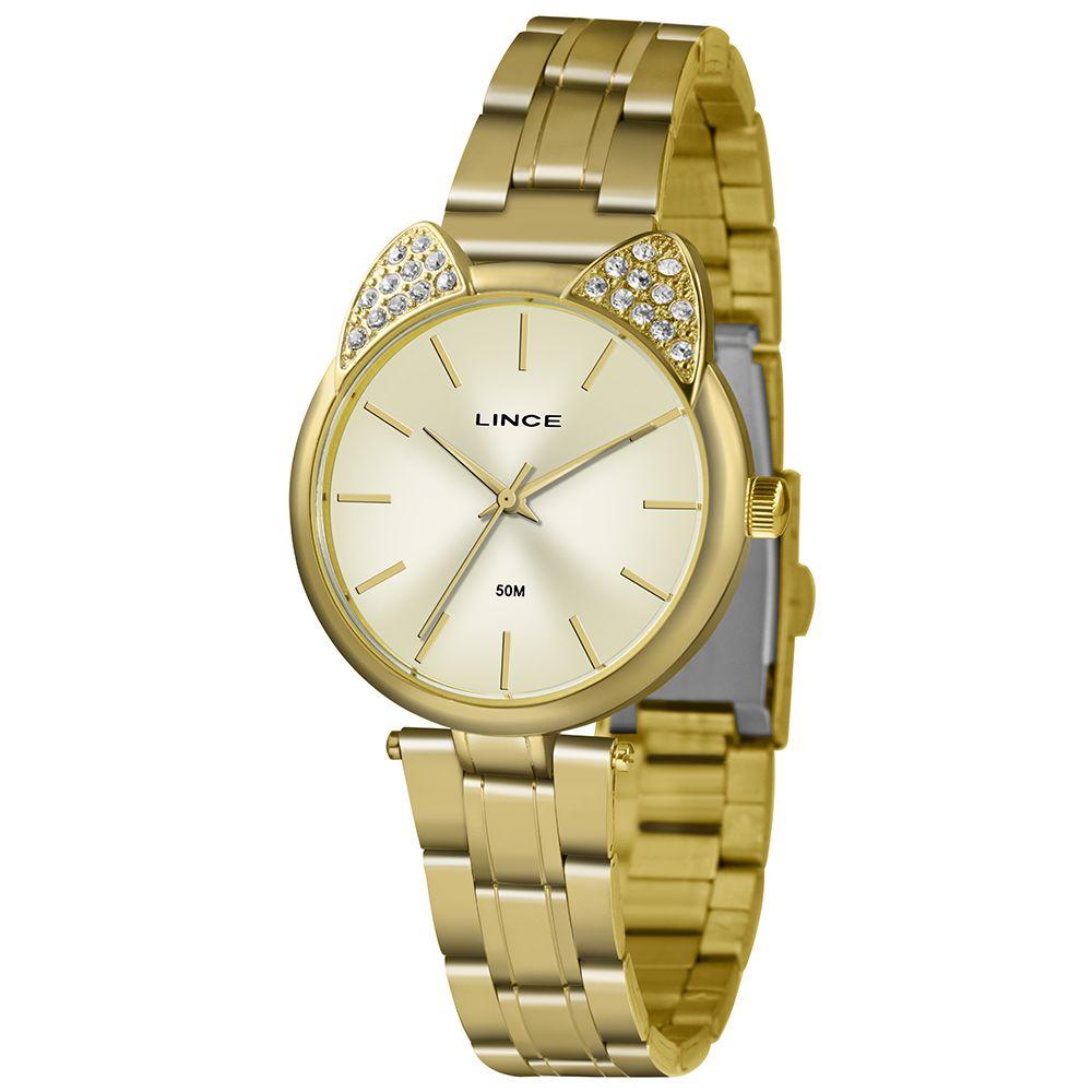 Relógio Lince Feminino LRG621L - C1KX