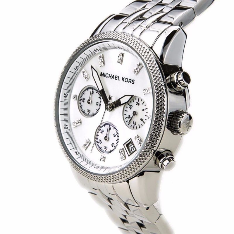 Relógio Michael Kors Prata MK 5020/Z