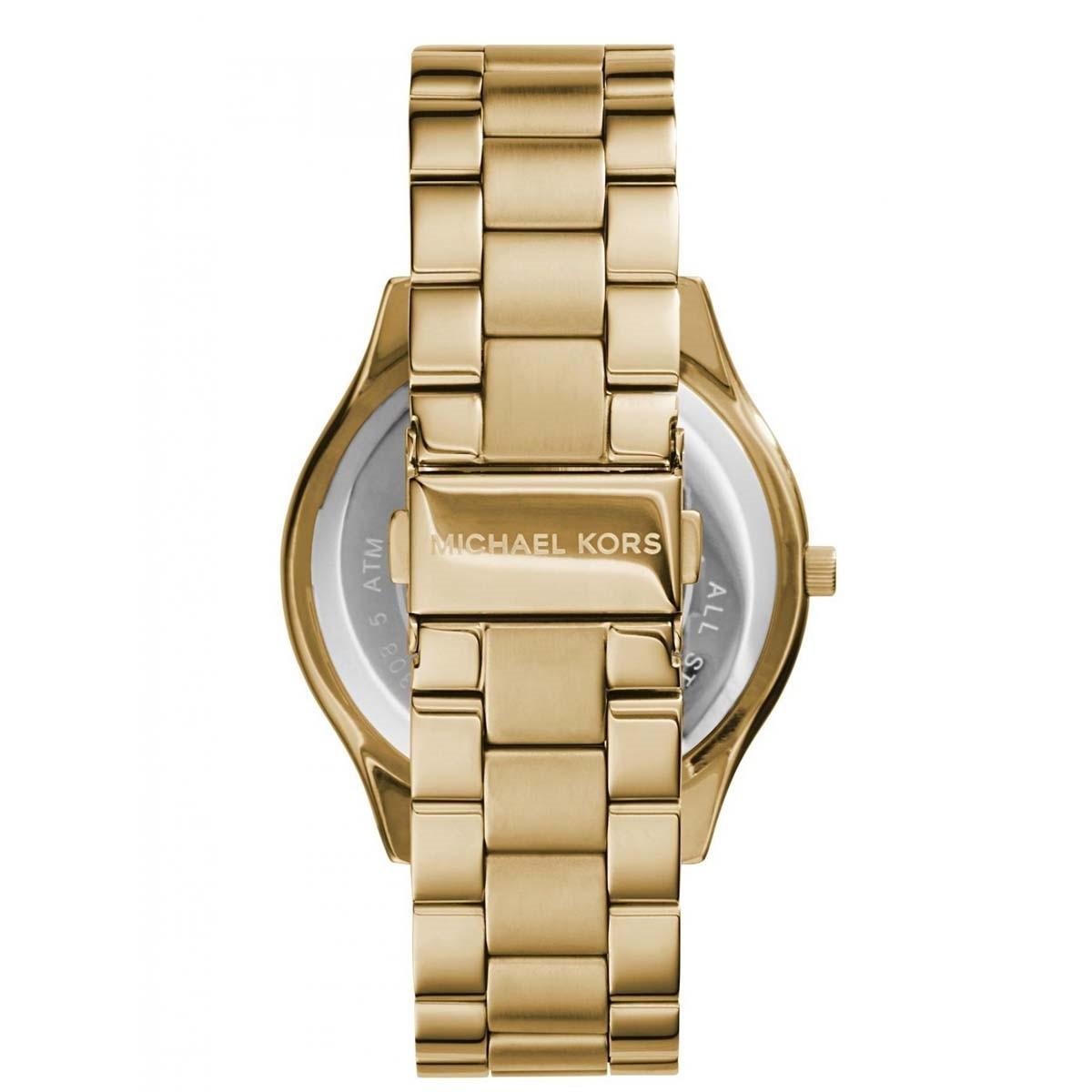 Relógio Michael Kors Runway Analógico Feminino MK3179/Z