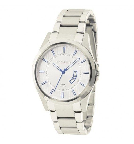 Relógio Technos  Classic Slim - GN10AQ/1B