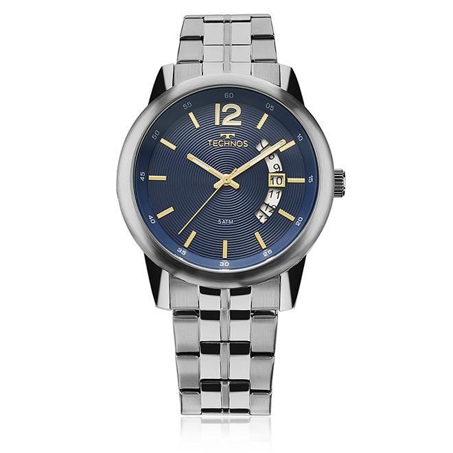 Relógio Technos  Classic Steel - 2315KZM/1A