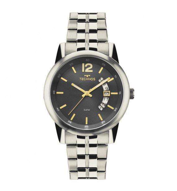 Relógio Technos  Classic Steel - 2315KZM/1P