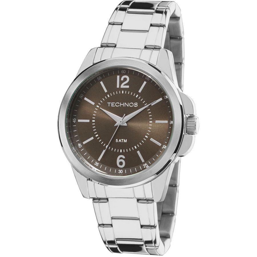 Relógio Technos  Classic Stell - 2035MDE/1M