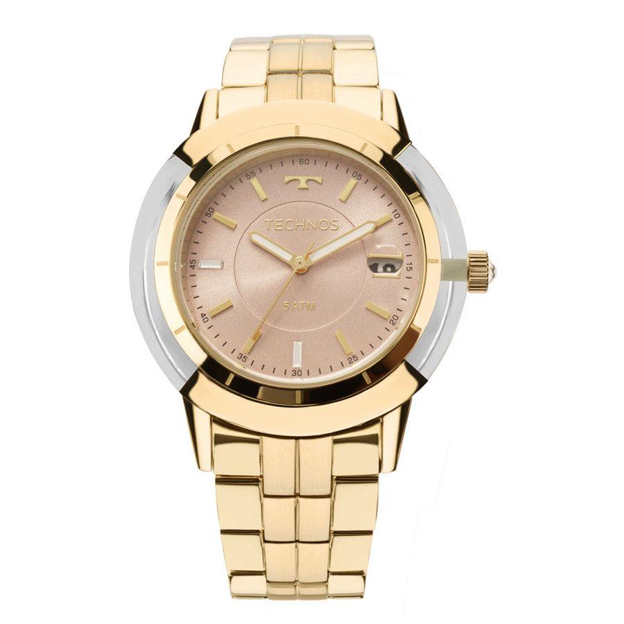 Relógio Technos Elegance Crystal  2317AB/4T