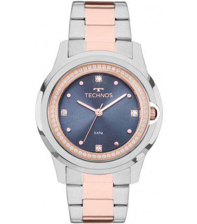 Relógio Technos Elegance  Crystal Swarovski 2035MLI/5A