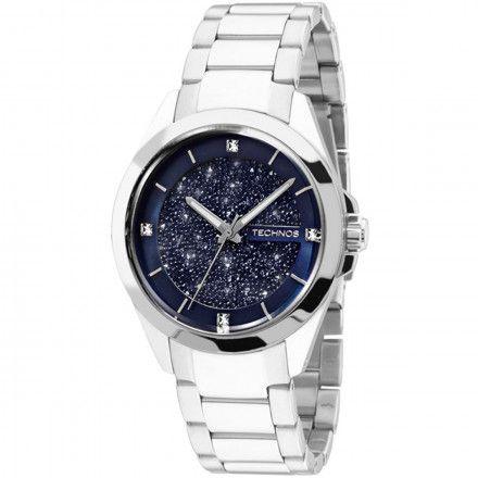 Relógio Technos Elegance  Crystal Swarovski 203AAB/1A