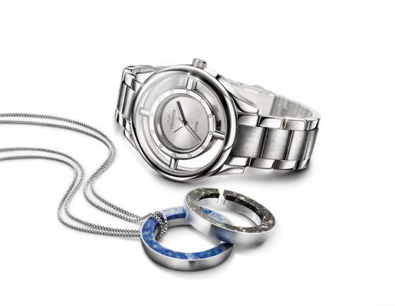 Relógio Technos- Elegance Signature Kit com Colar GL30FL/K1K