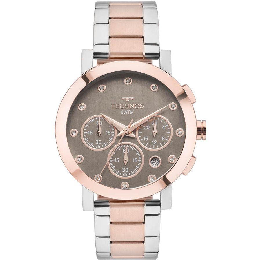 Relógio Technos Feminino Elegance -Ladies - OS2ABK 5M Technos 1cade9139d