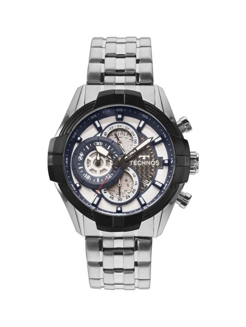 Relógio Technos Masculino Performance - carbon -  JS15EV/1P