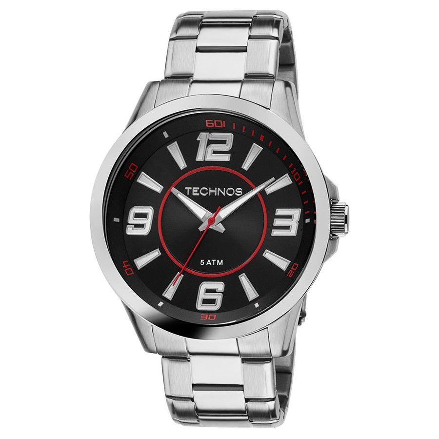 Relógio Technos Masculino Performance - Racer 2036LNW/1R