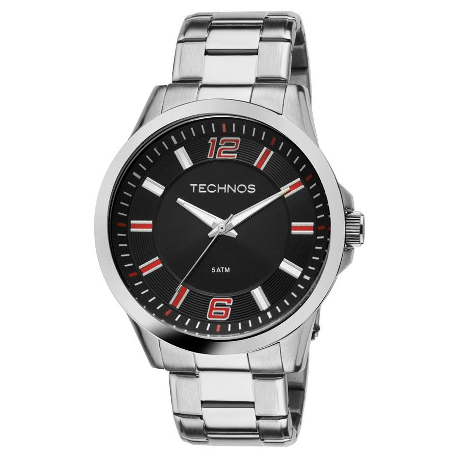 Relógio Technos Masculino Performance - Racer 2036LNY/1P