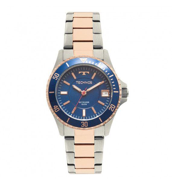 Relógio Technos Elegance  Skydiver  - 2115MMM/5A