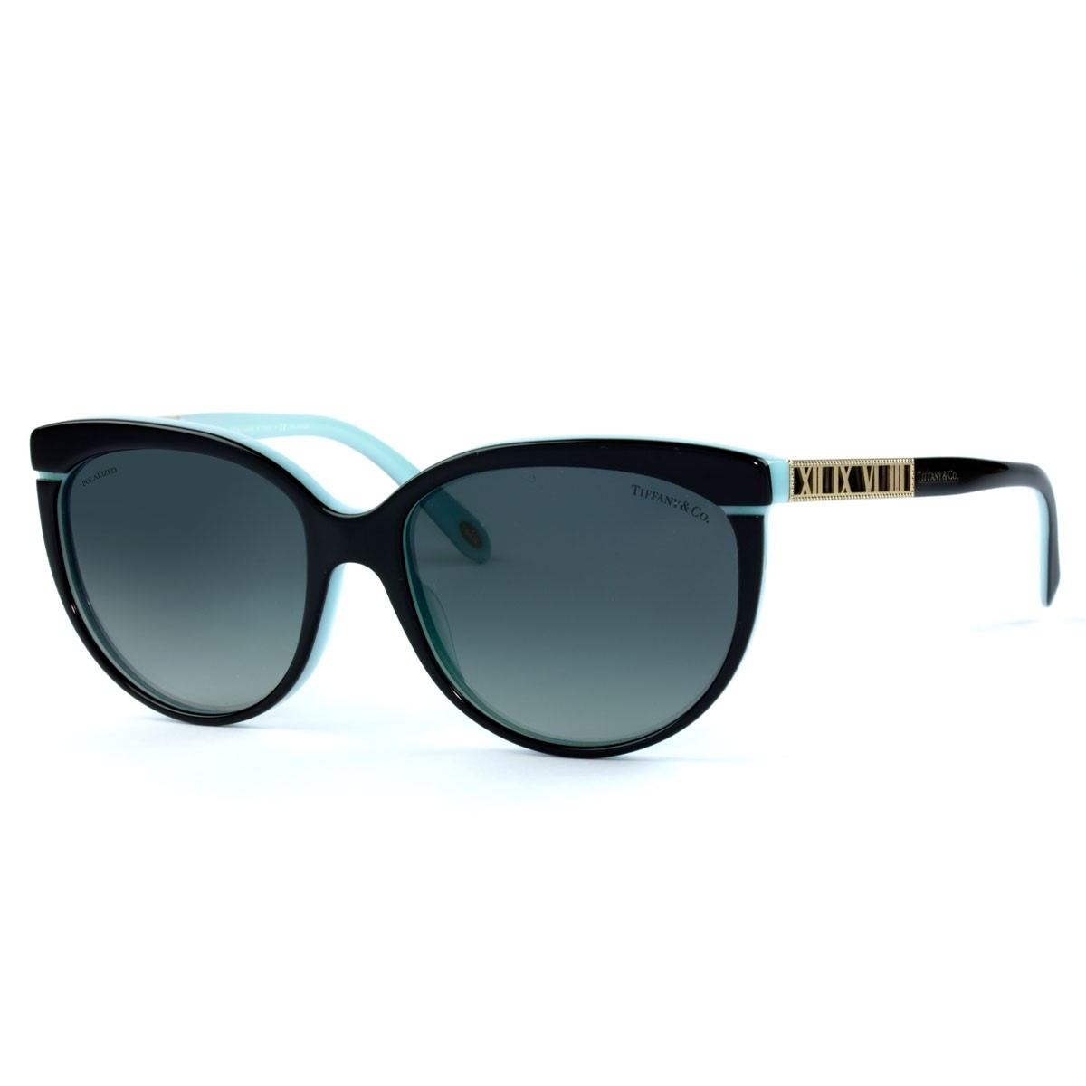 TIFFANY TF4097 Preto/Azul 8055/T3 56-16 140 3P