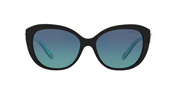 TIFFANY TF4130 - Preto/Azul 8001/9S 56-16 140 2N