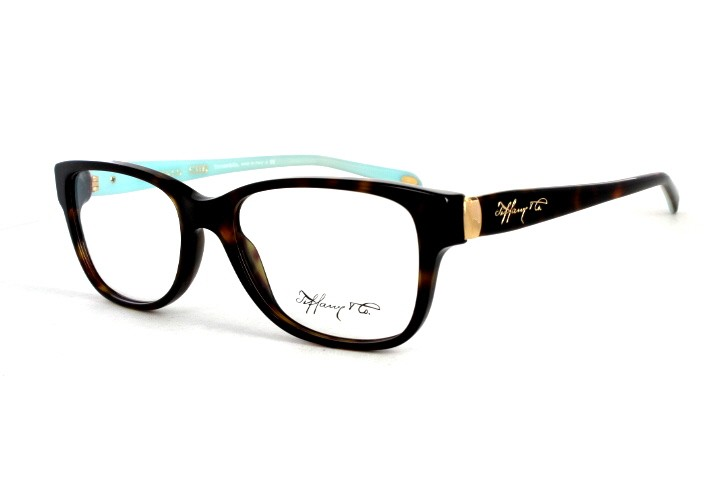 TIFFANY TF 2084 - Tartaruga/Azul - 8015 55-17 140