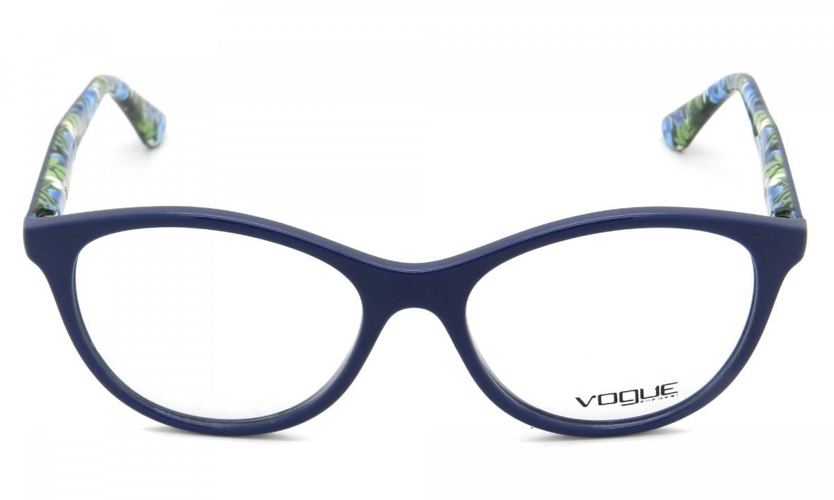VOGUE VO2988-L - Azul/Floral - 2325 53-17 135